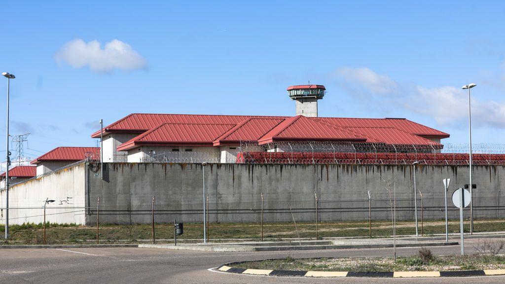Exteriores de la cárcel de Valdemoro