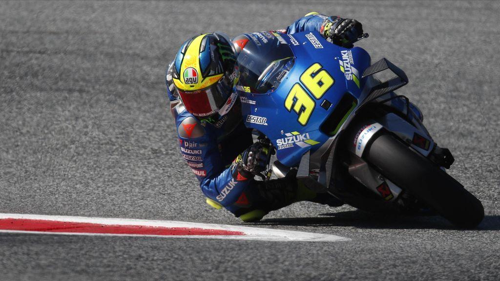Joan Mir, cuarto español campeón de MotoGP.