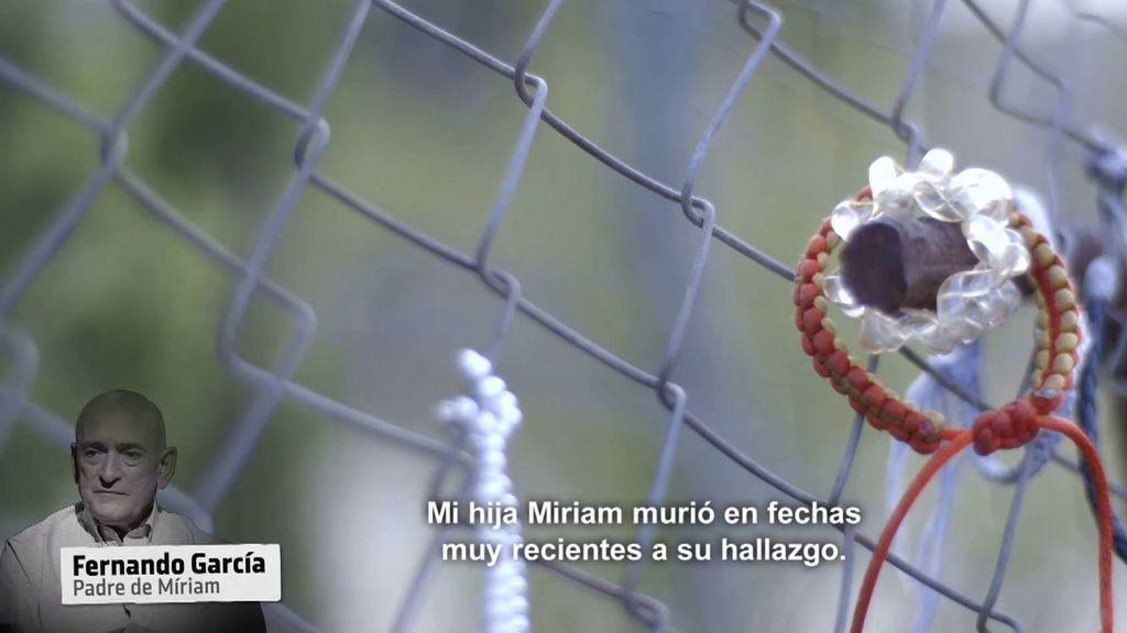 Hablamos con el padre de Miriam