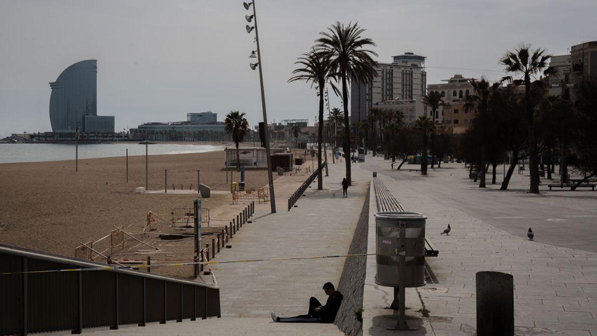 Desciende la presión hospitalaria en Cataluña pero los fallecimientos siguen aumentando:  67 muertes y 1.871 positivos más en el último día