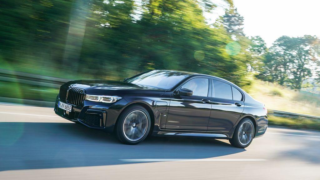 Rebajas de 25.000 euros y más en el BMW Serie 7 financiando ¿Nos damos un lujo?