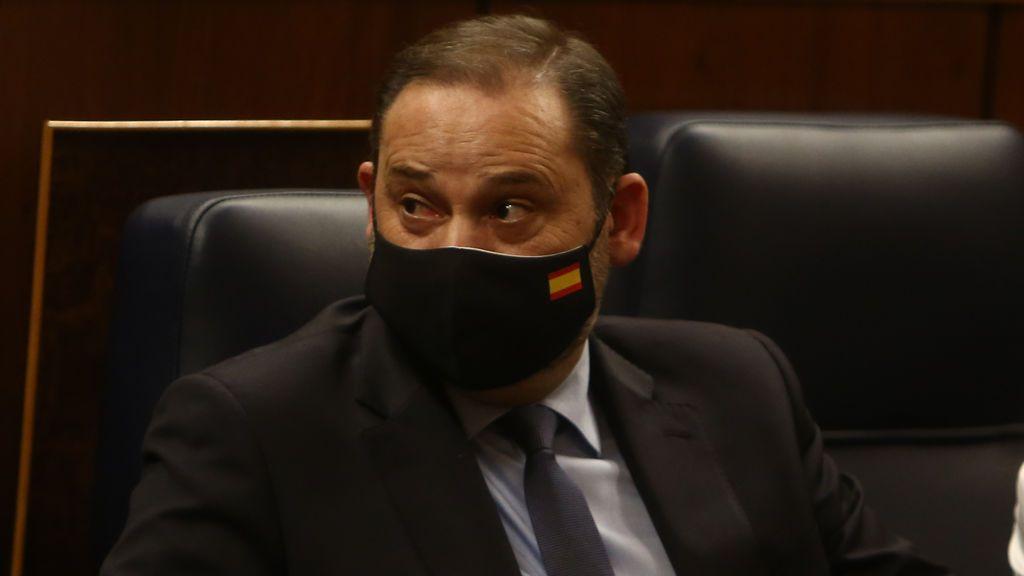 """Ábalos dice que Bildu ha tenido """"más sentido de la responsabilidad"""" que el PP con los Presupuestos"""