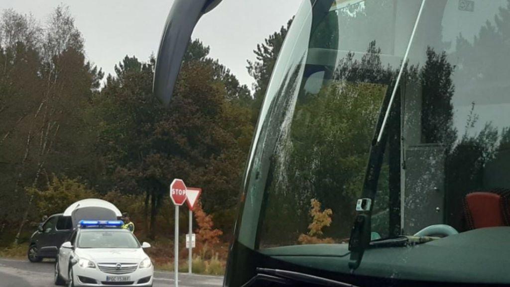 Un conductor de autobús escolar da positivo por cocaína en Galicia mientras transportaba a 23 niños