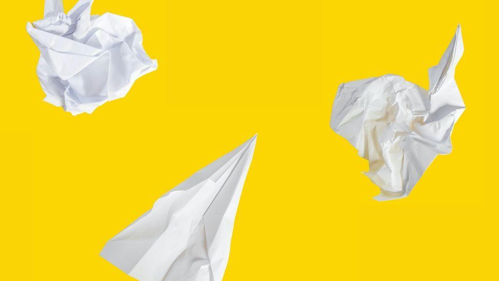 ¿Cuál es el avión de papel más grande del mundo? Uno lo diseñó un niño de doce años, pero hay más