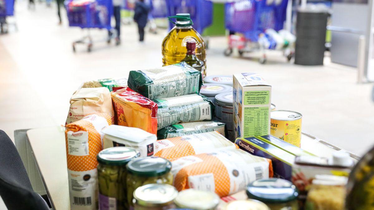 Los Bancos de Alimentos inician 'La Gran Recogida': este año con donaciones en caja o vía 'online'