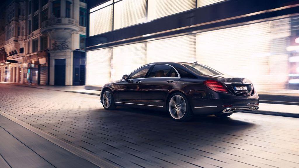 Nuevo Mercedes Clase S: la tecnología más top para los viajes más seguros