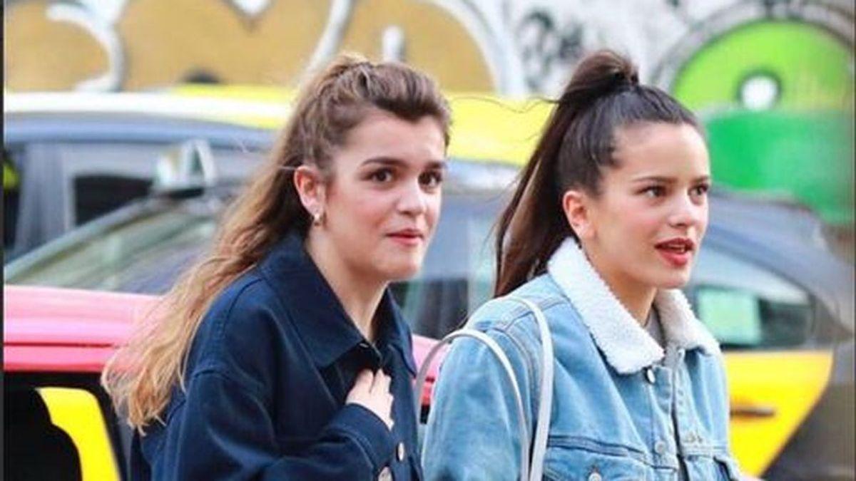 El grupo de amigos más VIP lo tiene Rosalía: estas son algunas de sus amistades más famosas