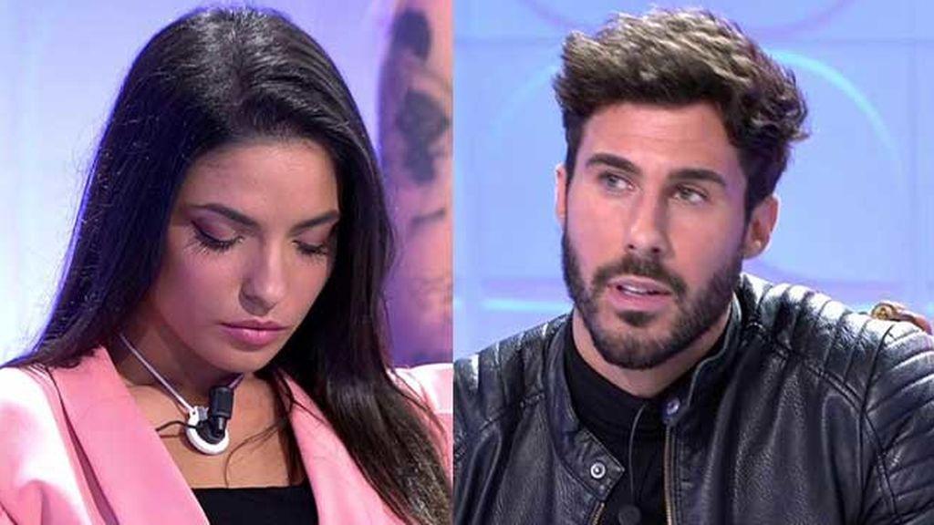 """Álex cree que Miriam le chantajea por haber dejado su trono: """"Tengo más chicas"""""""