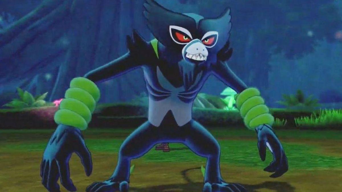 Pokémon Espada y Escudo - Zarude
