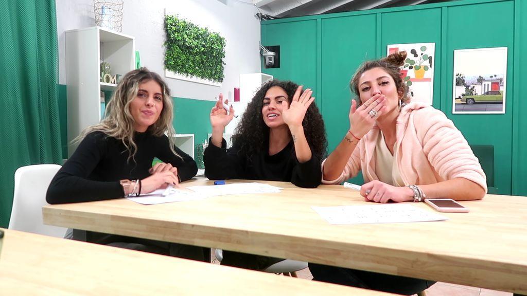 Clases de italiano en 'MyH': Giorgia se convierte en  la profesora particular de Carmen y Alicia