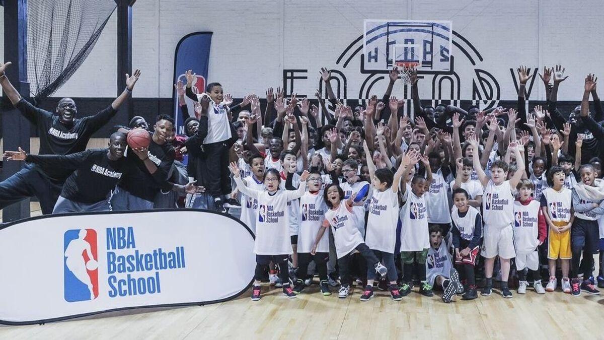 Que tiemble LeBron James: La NBA abrirá en Villaviciosa de Odón su primera escuela en España