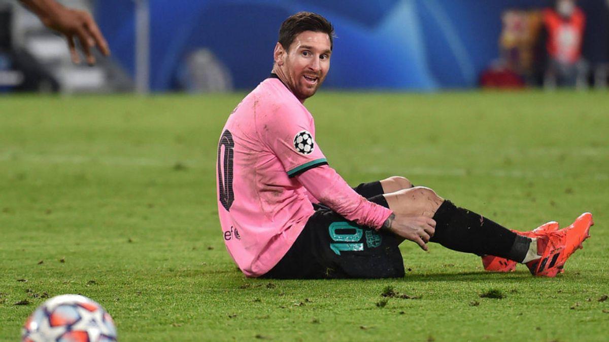 """Un bateeiro agradece en su esquela lo que le ha dado Messi """"por hacerlo disfrutar en sus últimos años de vida"""""""