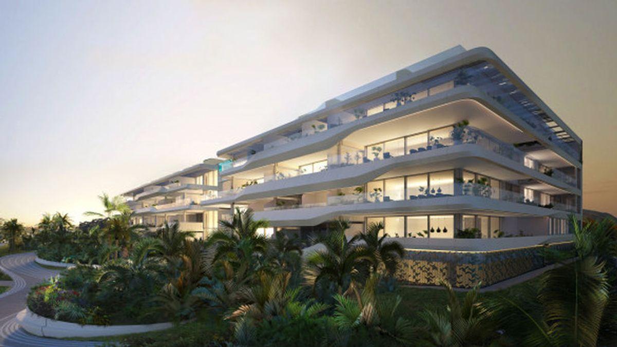 Los detalles de lujo de las viviendas creadas por el diseñador del Ferrari Testarrosa