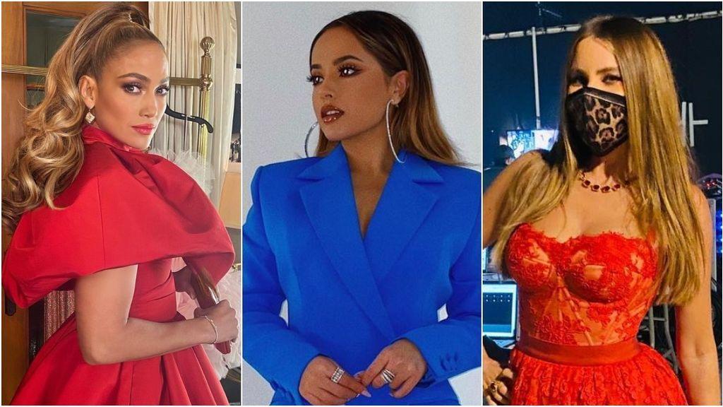 Del rojo de Jennifer López al traje azul de Becky G: aciertos y errores de los People's Choice Awards 2020