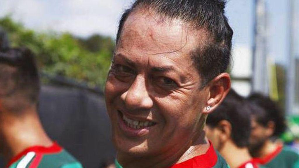 El activista y futbolista Julio Zúñiga
