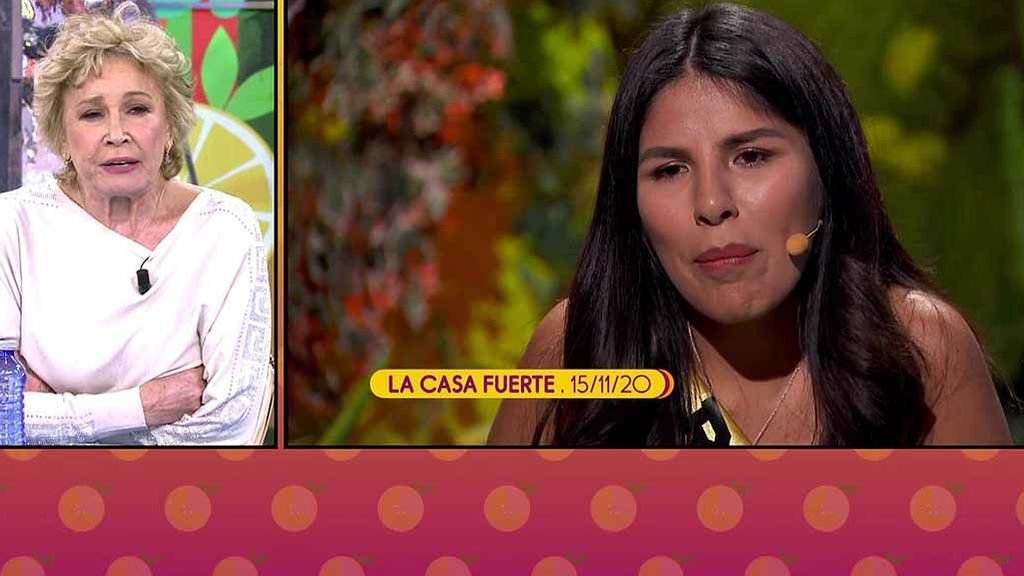 """Mila Ximénez carga contra Isa Pantoja: """"¡Qué mentirosa! Tu has hecho lo mismo que tu hermnao o peor"""""""