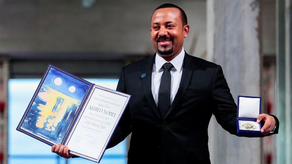 Abiy Ahmed, el Premio Nobel de la Paz que ha declarado la guerra en Etiopía
