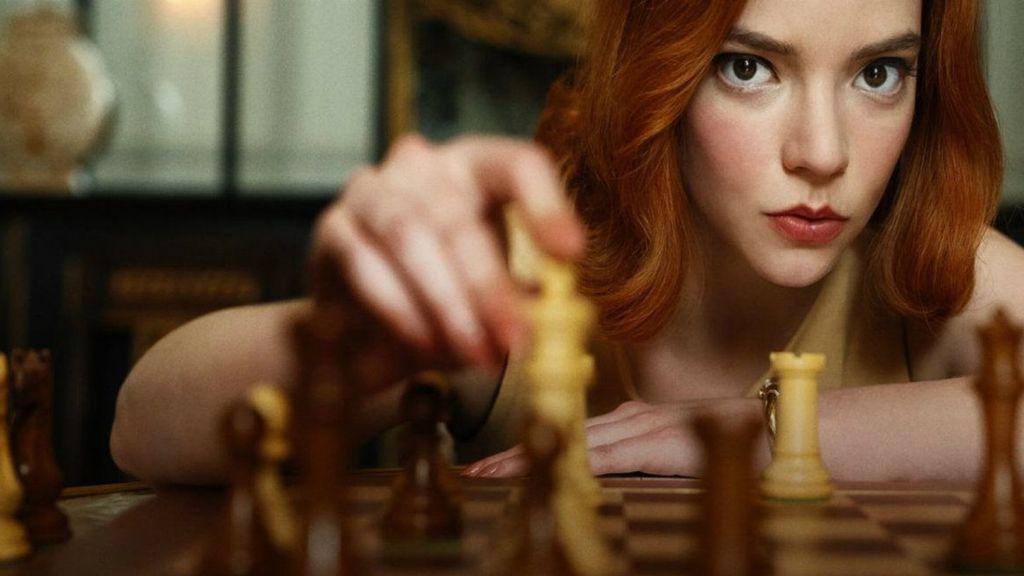 gambito de dama beth harmon