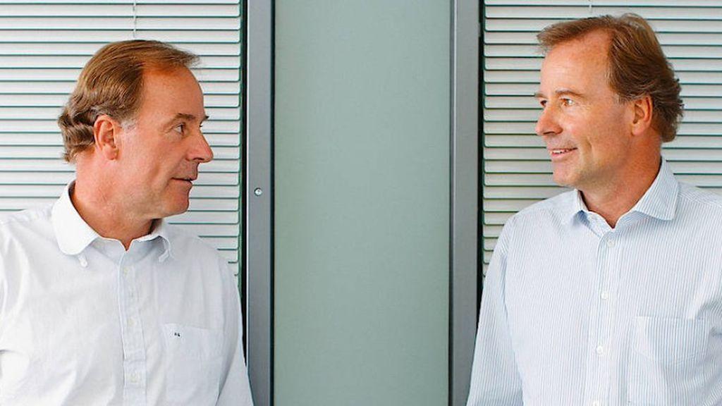 Un economista y un médico: así son los gemelos que lideran la empresa detrás de la vacuna de Pfizer