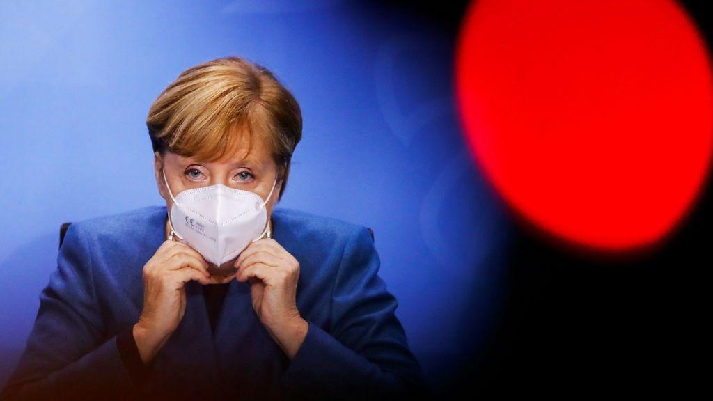 """Merkel: """"todo contacto social que no tiene lugar es algo bueno en la lucha contra la pandemia"""""""