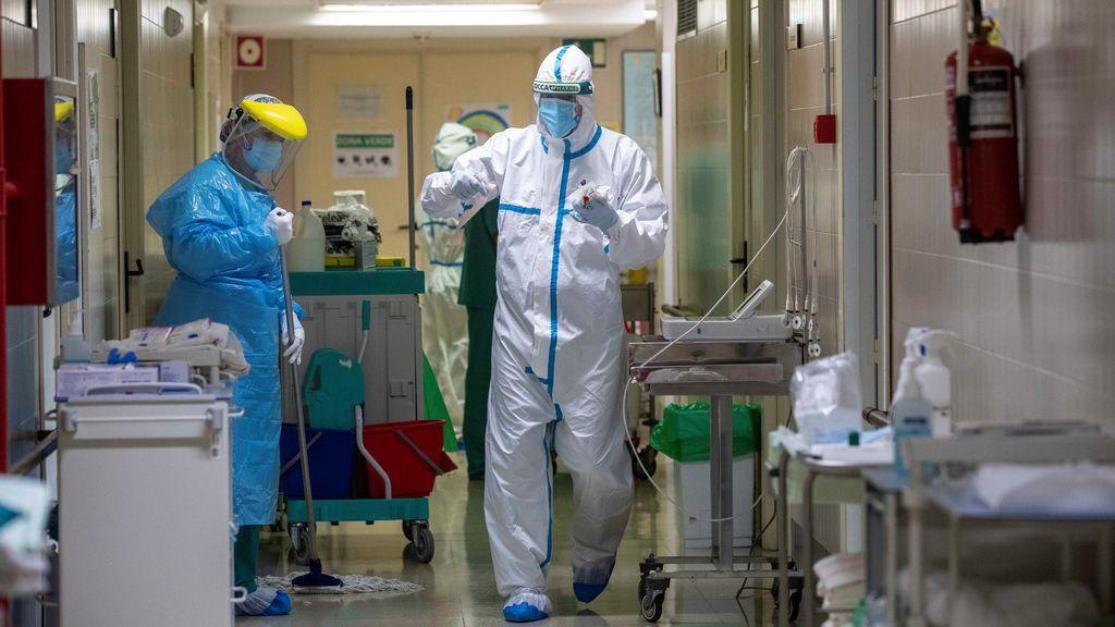 España supera el millón y medio de contagios de coronavirus