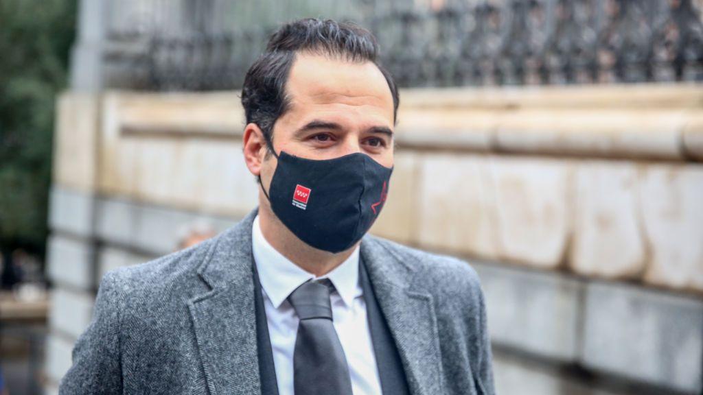 Aguado propone que toda la población de Madrid se haga un test de antígenos antes de Navidad