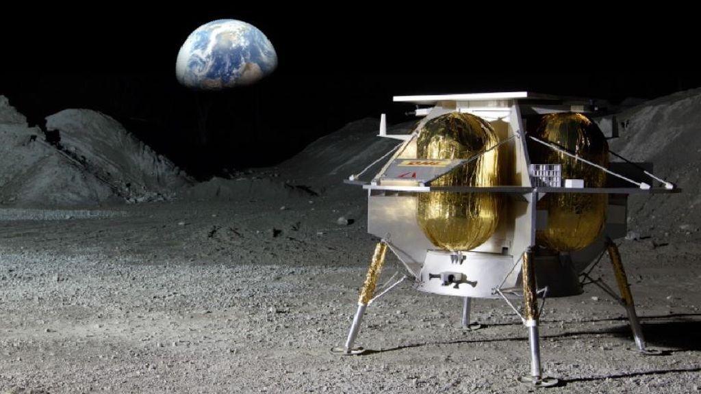 En 2021 mandarán cenizas humanas a la Luna