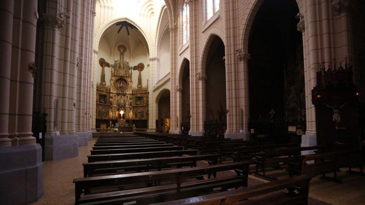 """Los obispos plantean una """"cuota fija"""" a los fieles porque """"los cepillos se están quedando vacíos"""""""