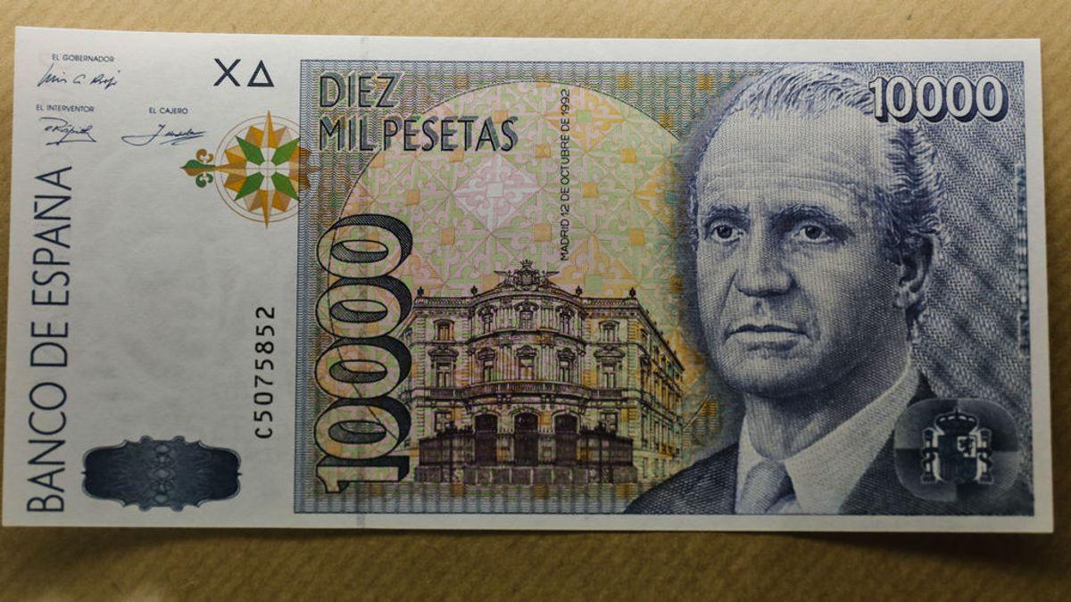 ¿Aún tienes pesetas? El Gobierno amplía el plazo hasta junio para cambiarlas por euros