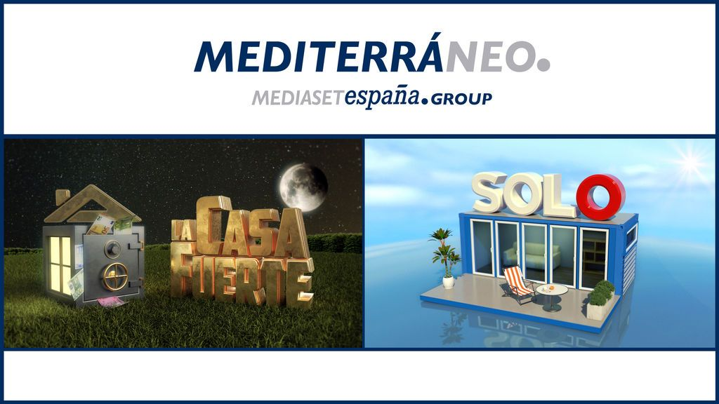 'La Casa Fuerte' y 'Solo/Sola', seleccionados en el Fresh TV de MIP Cancún entre los formatos de entretenimiento más innovadores