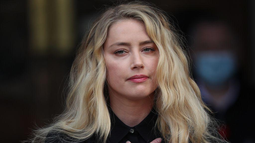Tras su divorcio, Amber presentó una demanda contra Johnny Depp por maltrato.