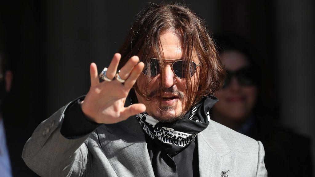 En los últimos años, Johnny ha tenido que pasar por los Juzgados en más de una ocasión.