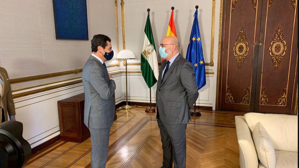 Vox anuncia un acuerdo con la Junta de Andalucía para apoyar el Presupuesto de 2021