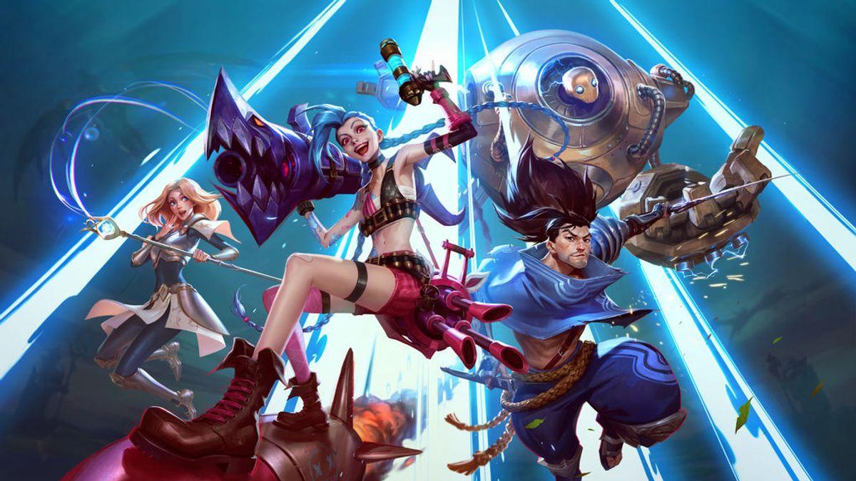 League of Legends Wild Rift llega el 10 de diciembre