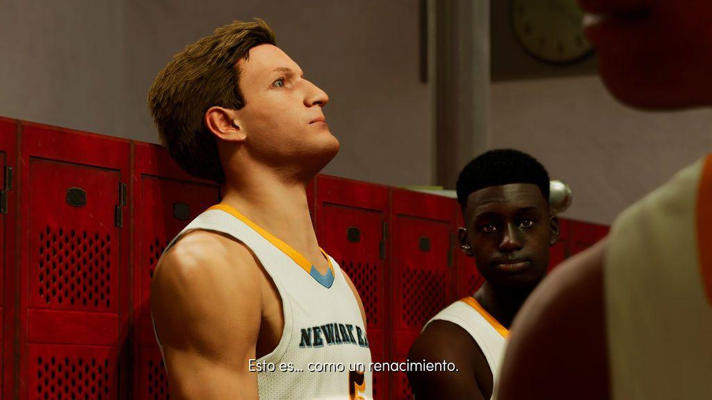NBA 2K21 en Xbox Series X