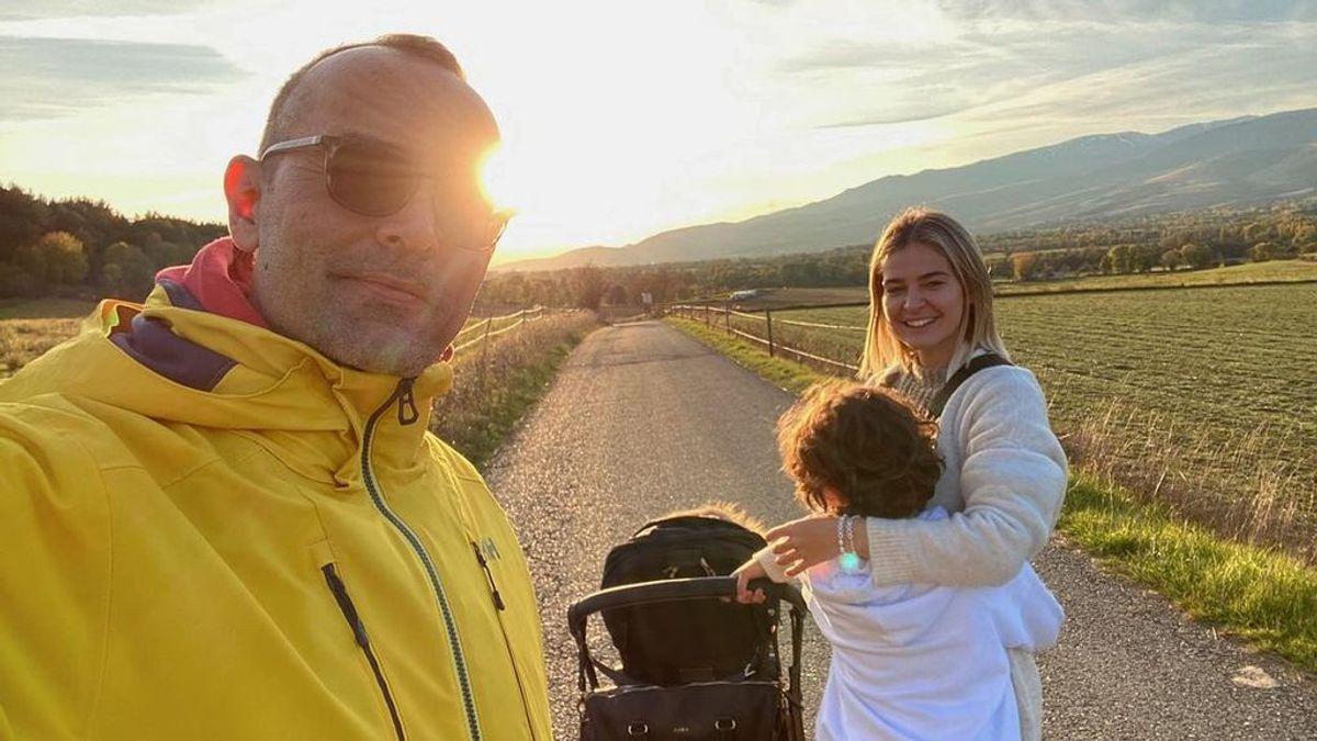 """Laura Escanes confiesa si el nacimiento de Roma ha afectado a su relación con Risto Mejide: """"Puede parecer una tontería"""""""