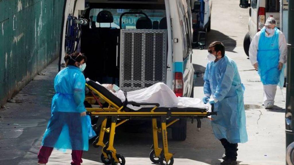 El INE recoge un 58% más de muertes por covid-19 en la primera semana noviembre que las notificadas por  Sanidad