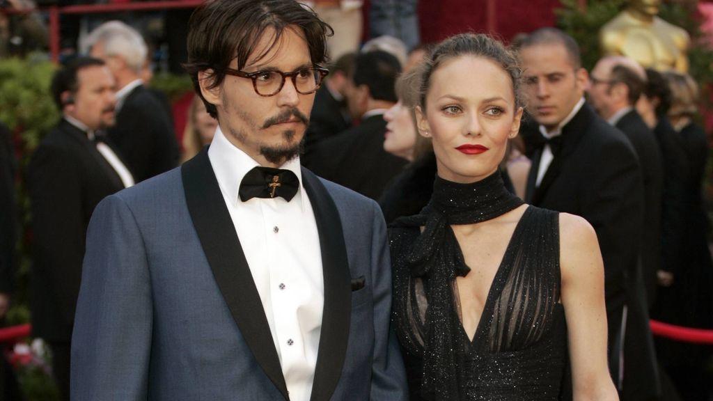 Vanessa y Johnny Depp estuvieron saliendo durante catorce años.