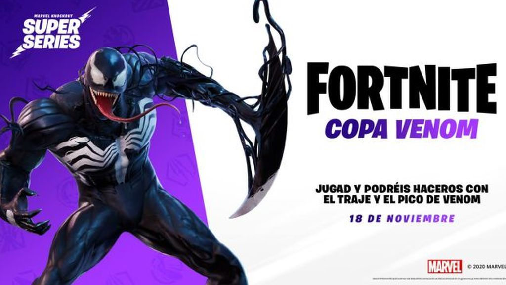 Fortnite - Venom