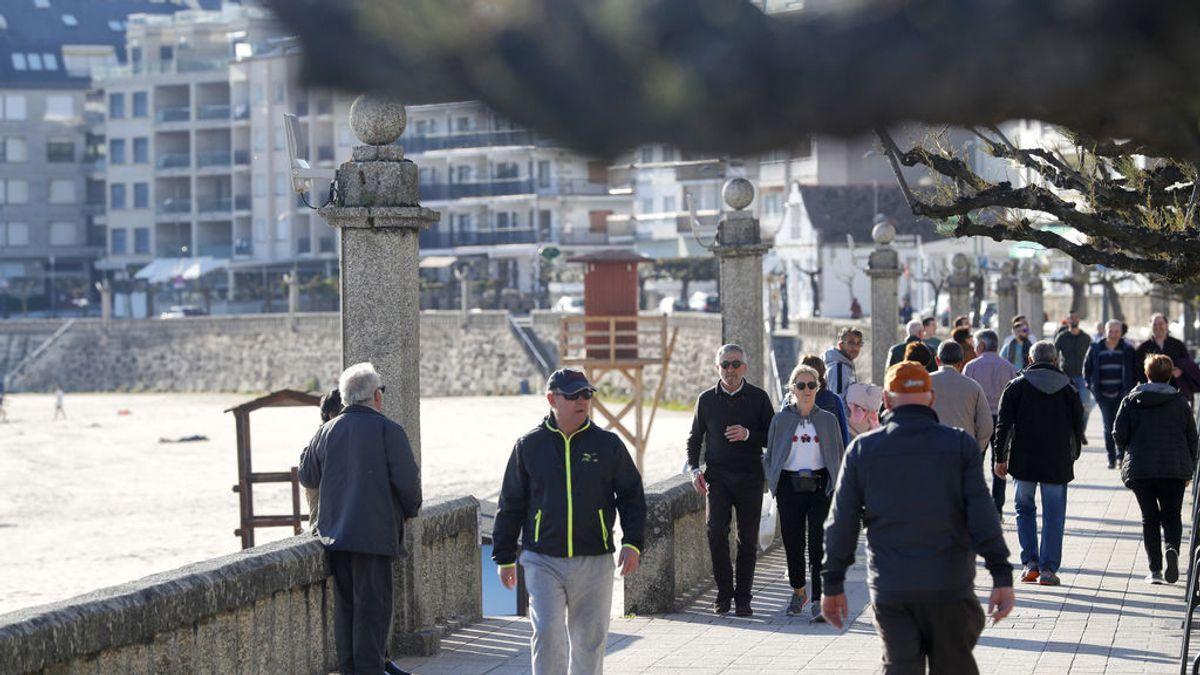 Galicia confina perimetralmente Sanxenxo y ya son 68 los municipios cerrados