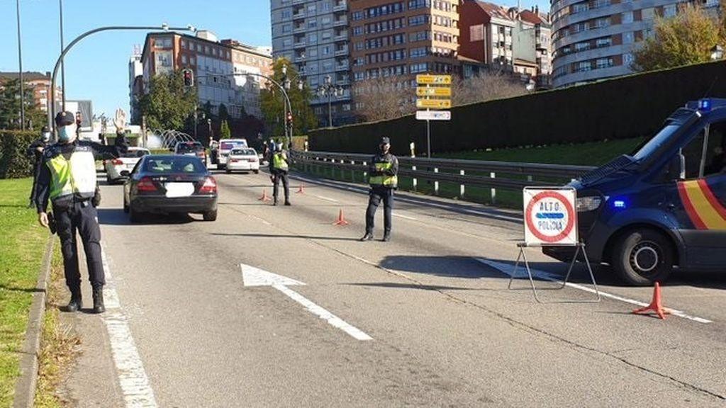Asturias ampliará el cierre perimetral de Oviedo, Gijón y Avilés hasta el 3 de diciembre