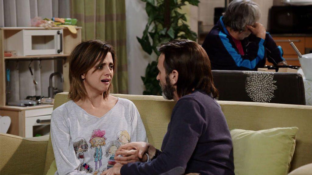 ¡Bomba! Lola se descompone al saber que Martina está embaraza de Javi