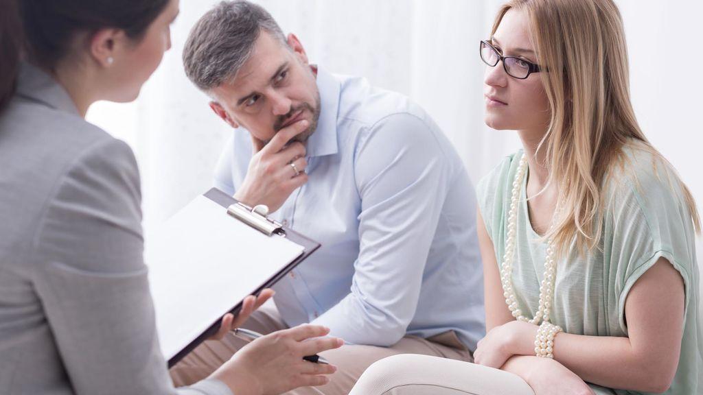 Para solucionarlo, lo mejor será acudir a terapia de pareja.