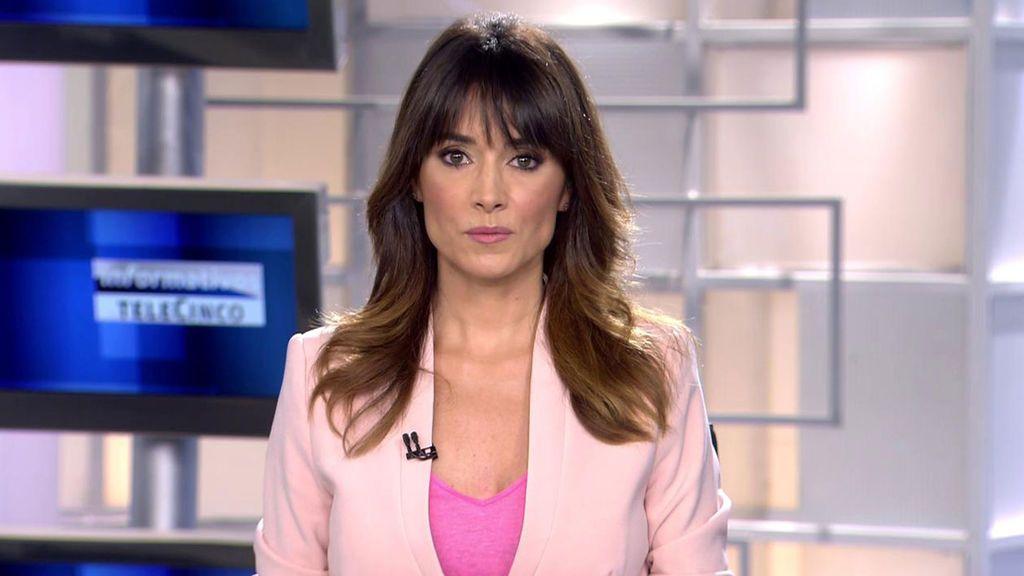 Con Arancha Morales y Laila Jiménez Informativos Telecinco 2020 Matinal 18/11/2020