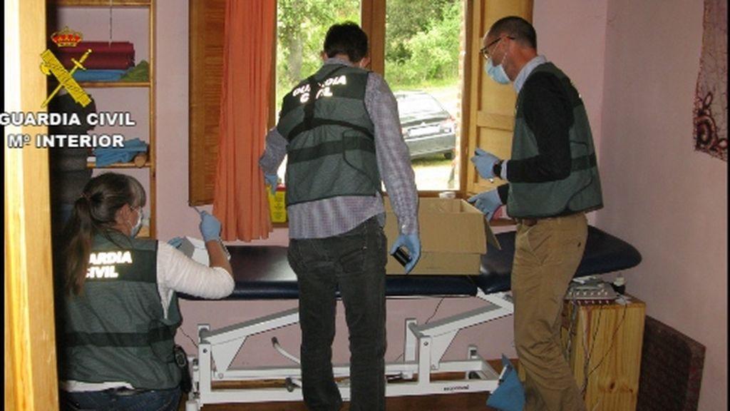 La Guardia Civil descubre siete nuevas víctimas del osteópata de Las Merindades