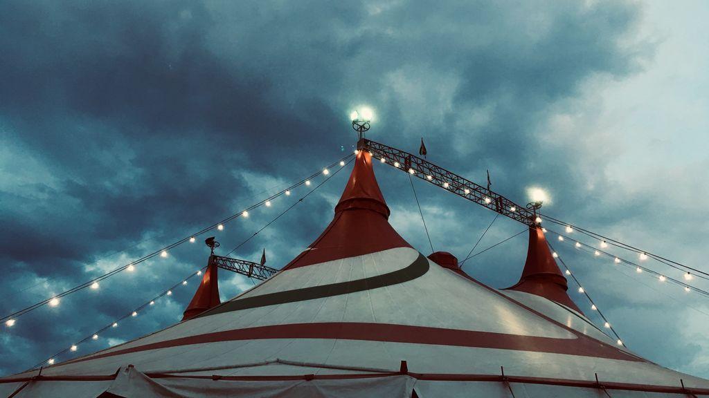"""El circo intenta sobrevivir en la cuerda floja: """"Si todo va bien estaremos parados hasta Semana Santa"""""""