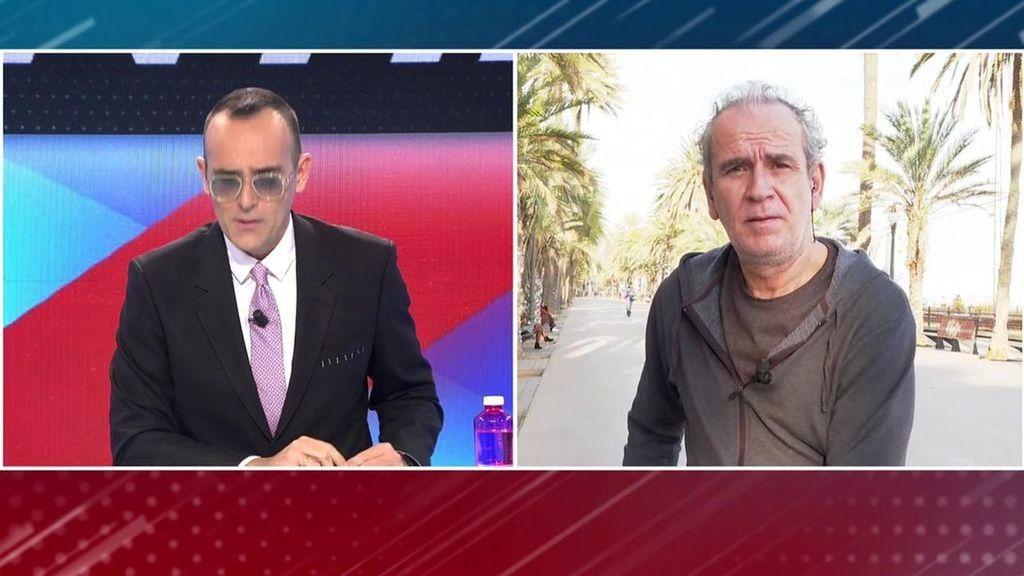 Risto Mejide se enfrenta a Willy Toledo Todo es mentira 2020 Programa 471
