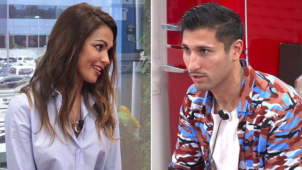 La cita entre Gianmarco y Lara Álvarez