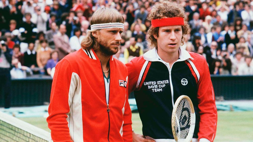 Los mejores tenistas masculinos de los 80: conócelos