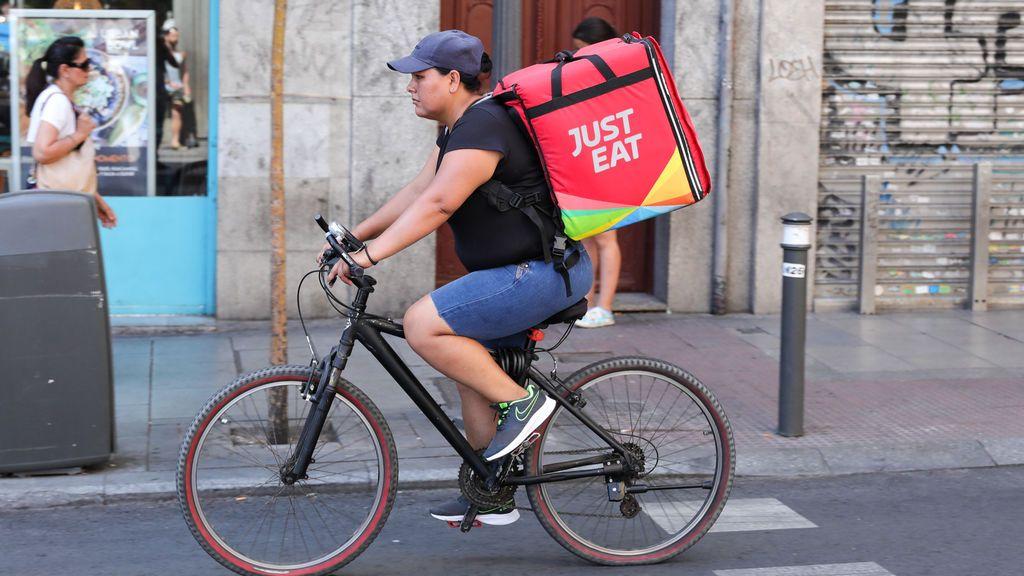 El negocio de los 'riders' se mueve tras la sentencia del Supremo